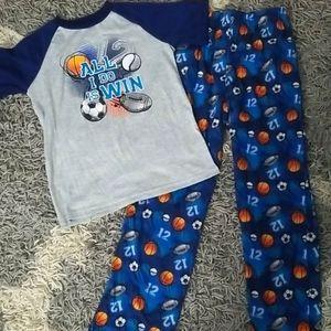 Sleep On It Short sleeve pajamas